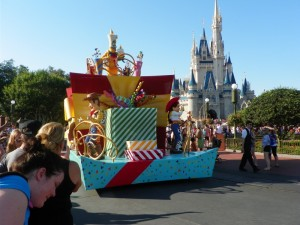 Magic Kingdom Street Party